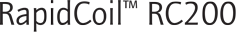 RapidCoil RC200 Logo