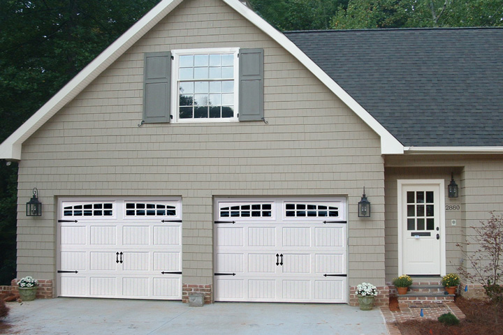 residential garage doorsAspen AP138 steel residential garage doors  options  Raynor