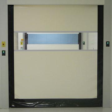 RapidCoil RC200 doors