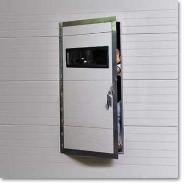 garage raynor thermaseal pedestrian products door commercial with doors