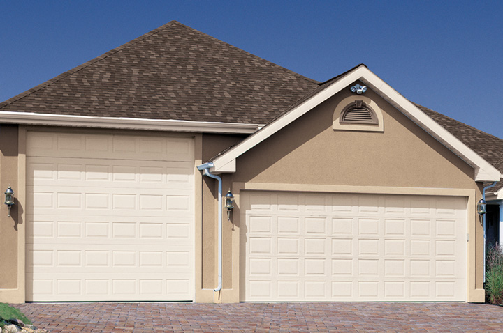 raynor garage doorsAspen AP200C commercial sectional raised and recessed panel garage