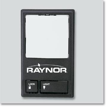 raynor garage door openersRaynor Garage Door Opener Features  control