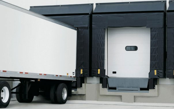garage door size for semi truck 2